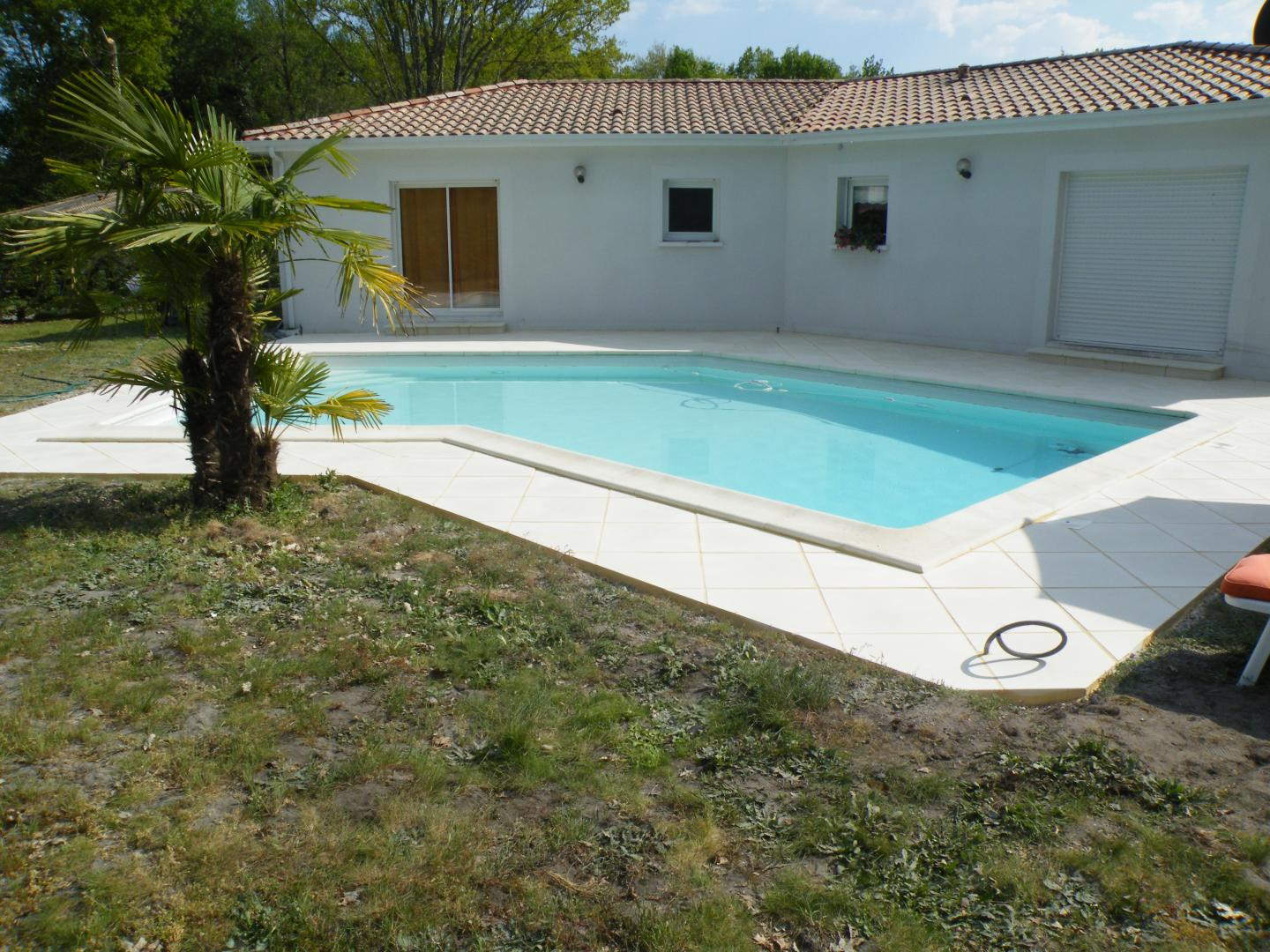 Agrandissement maisons ludon medoc aquitaine bio for Budget construction piscine